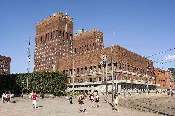 Oslo rådhus – Wikipedia