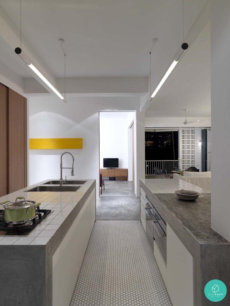 Orchards condo kitchen and gordon ramsay on pinterest for Gordon ramsay home kitchen