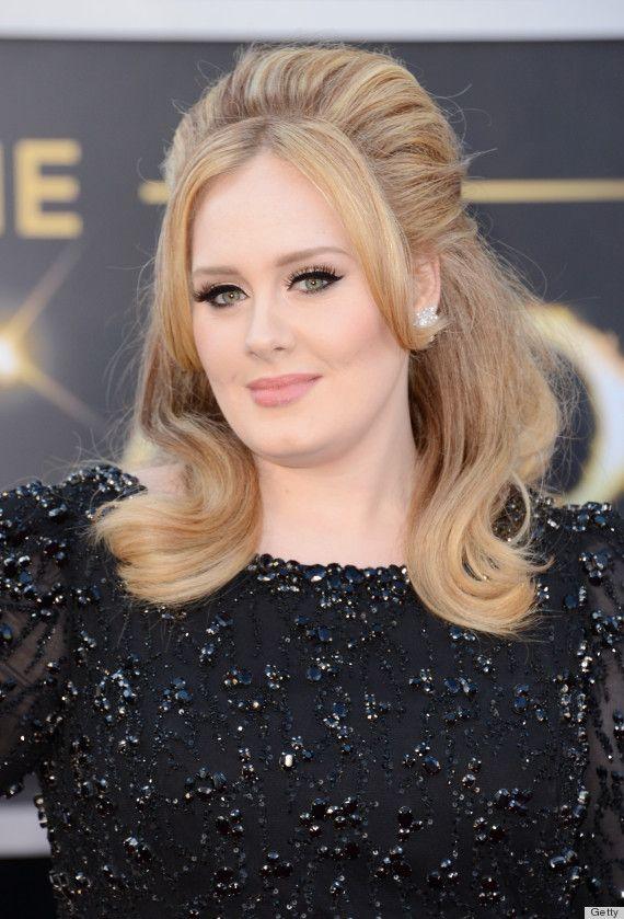 Adele sparkled in Jenny Packham on The Oscars red carpet