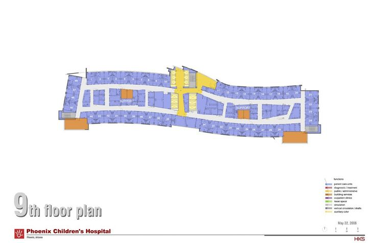 Gallery of Phoenix Children's Hospital / HKS Architects - 3