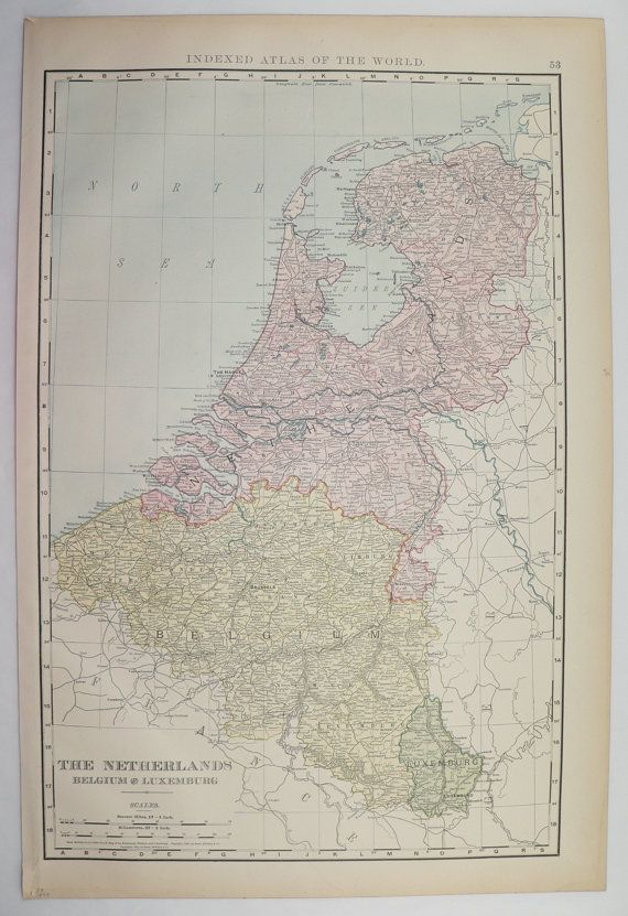 The 25 best Netherlands map ideas on Pinterest Study in holland