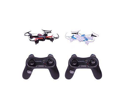 Thumbs Up thumbsUp! BTTLDRNE 4 Channel Remote Control Battle Drones (Pack of 2) No description (Barcode EAN = 5060280491764). http://www.comparestoreprices.co.uk/december-2016-4/thumbs-up-thumbsup!-bttldrne-4-channel-remote-control-battle-drones-pack-of-2-.asp