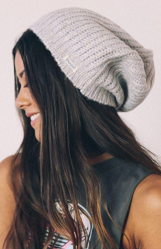 Kristen Knit Beanie - Pale Multi