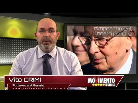 Impeachment: i perché della messa in stato d'accusa di Giorgio Napolitano