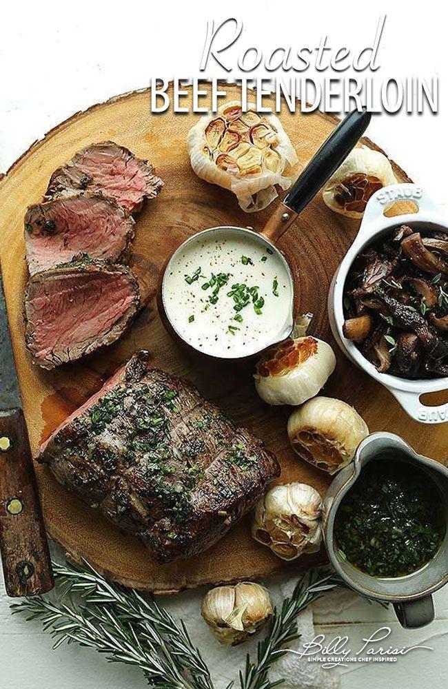 Garlic And Herb Beef Tenderloin Roast Recipe Recipe Filet Mignon Recipes Beef Tenderloin Roast Recipes Beef Tenderloin Recipes