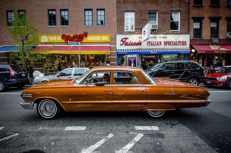 Impala Orange