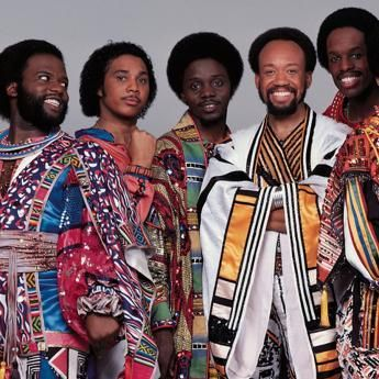 "Earth Wind & Fire    The music of ""the elements"" has always been a powerful influence in my life both musically and spiritually! I love Maurice and Verdine White!"