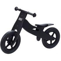 sort krea træcykel med gummihjul