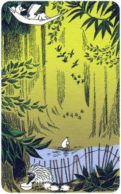 From Moomin by Tove Jansson <3<3<3 (Swedish speaking Finn)