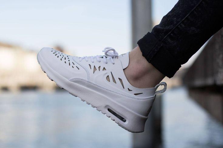 Nike Air Max Thea Kaki Femme