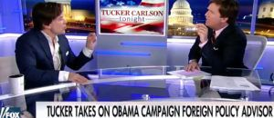 Tucker Carlson Goes Head-to-Head with Former State Department Official Over Russia Narrative: 'What is the Actual Evidence that Russia Hacked the Election?!' [VIDEO]
