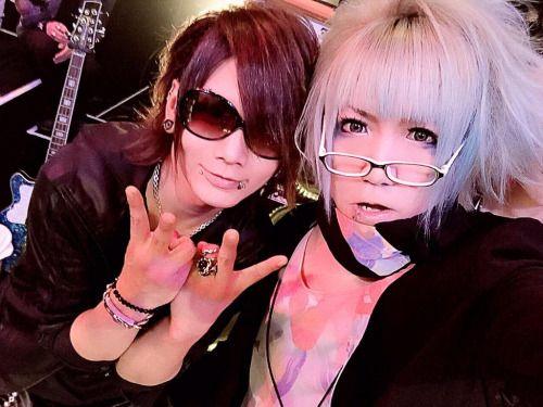 Kazuki and shiina mio