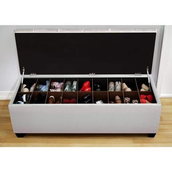 Storage Bench For Shoes Part   42: The Sole Loft Magnolia Secret Shoe  Storage Bench