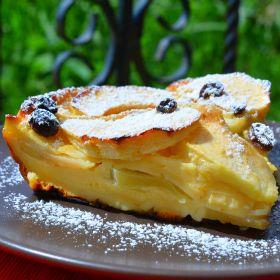 Клафути с яблоками (флонярд) — Привет, Кухонька! Пошаговые рецепты с фотографиями