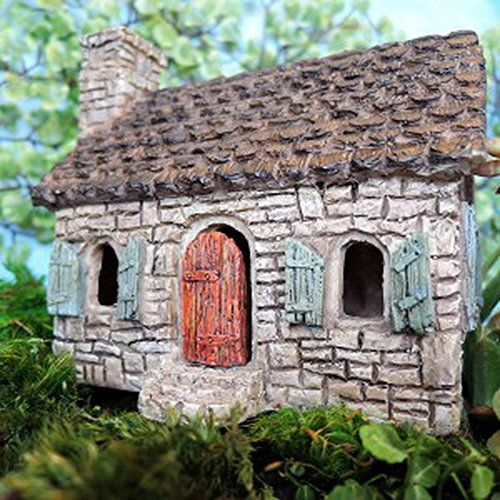 Limited Edition Walnut Ridge With Swinging Door Wholesale Fairy Gardens