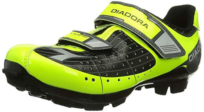 Diadora Junior Kids X Phantom Mountain Biking Shoe 159091 Black