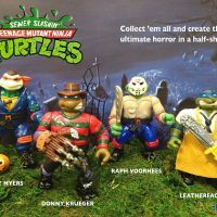 The Slasher Crossover Ninja Turtle Toys That Never Existed (but Maybe Should Have?)