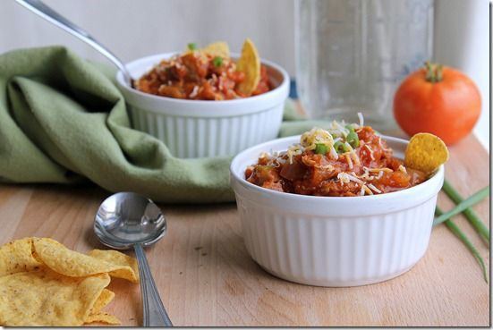 Butternut Squash Turkey Chili | Dinner | Pinterest
