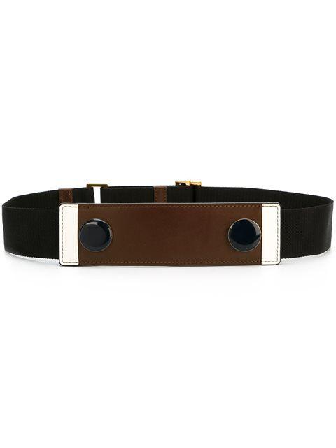 Shop Marni elasticated belt.