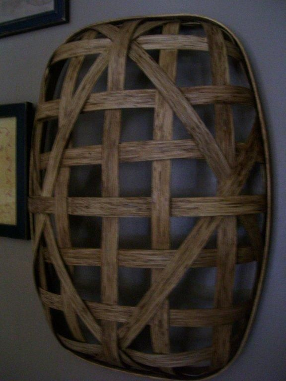 rectangular repro tobacco basket..this is my next quest for my barn!