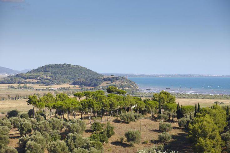Toskana: Küste der Maremma