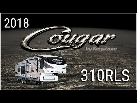 2018 Keystone Cougar 310RLS Fifth Wheel RV For Sale TerryTown RV Superstore - YouTube