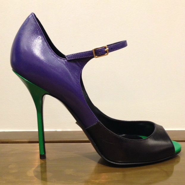 Pierre Hardy #shoes #bicolor #FolliFollie #collection