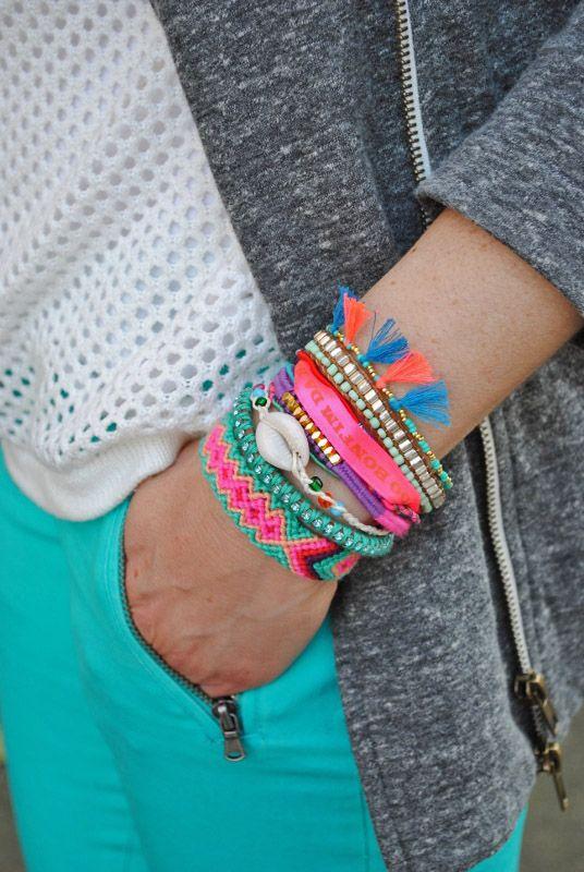 "Bracelet Hipanema ""Amazonas"""