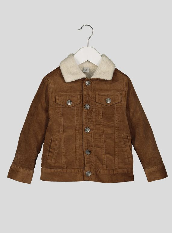 d789c862c963 Brown Corduroy Jacket (9 months to 6 years)