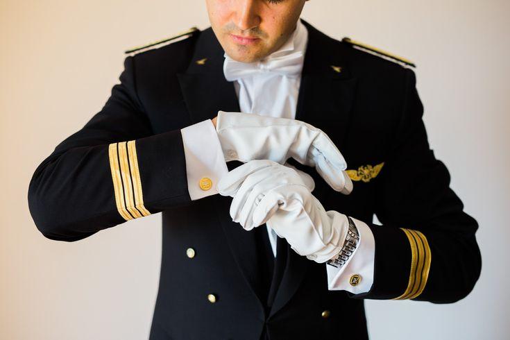 Os pormenores de um casamento militar! #noivo #wedding
