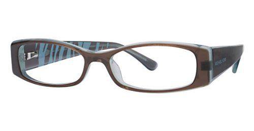 MICHAEL KORS Eyeglasses MK612 235 Brown/Light Blue 51MM Michael Kors. $99.96