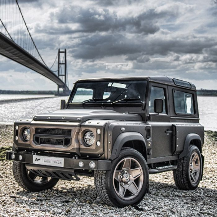 KAHN WIDE BODY KIT DEFENDER 90 - Rovers North - Classic Land Rover Parts