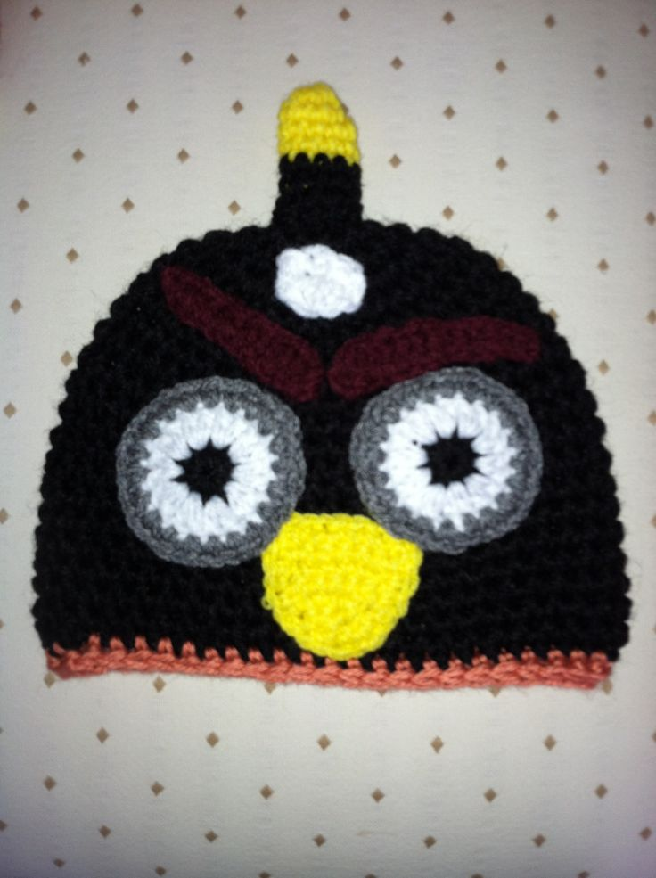 Angry birt hat