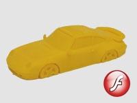 Sample do it with 3D printer EXTRU  - Rapman  - ABS material