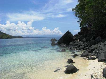 Bua Bua Island, West Halmahera, Indonesia