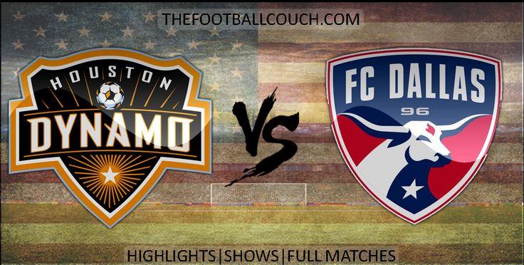 [Video] MLS  Houston Dynamo vs FC Dallas Highlights - http://ow.ly/ZoERS - #HoustonDynamo #FCDallas #mls #soccerhighlights #footballhighlights #football #soccer #thefootballcouch