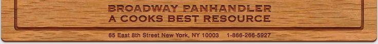 Broadway Panhandler - kitchen supply store