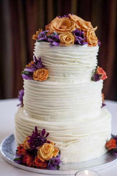 orange and purple wedding cake ideas 17 best ideas about square wedding dress on 18038