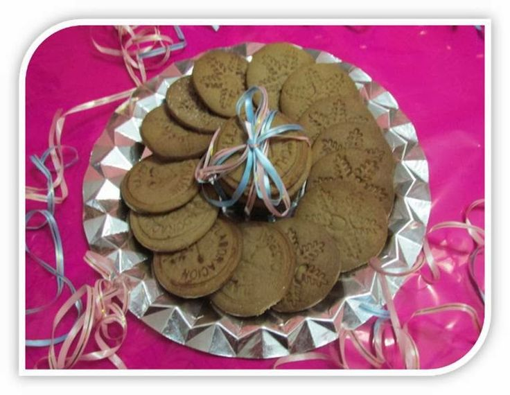 GALLETAS DE SELLO CON COLACAO