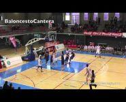 "U18M - 1/º4 ""REAL MADRID vs. BARCELONA"" - Torneo Junior Hospitalet 2013 (BaloncestoCantera)!"