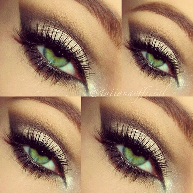 Make-up Ideas For Smokey eyes by Trends Style