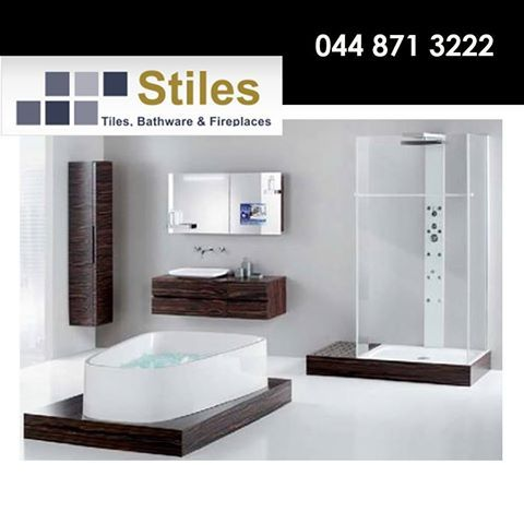 Gallery Website For all your bathroom needs Stiles is the place to shop We stock everything