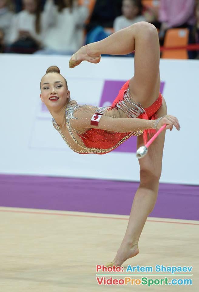 Patricia Bezzoubenko (Canada), Grand Prix (Moscow) 2016