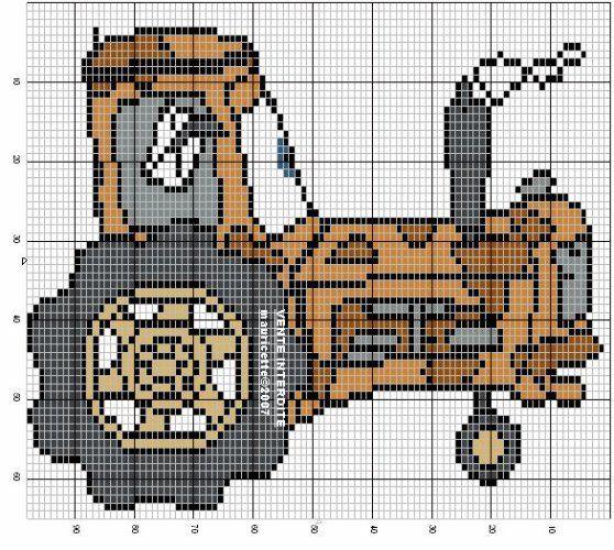 Cars tracteur