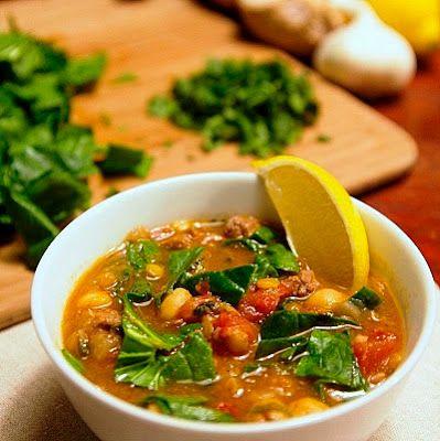 Berfend Ber: Cezayir Mutfağı /  Algerian Cuisine