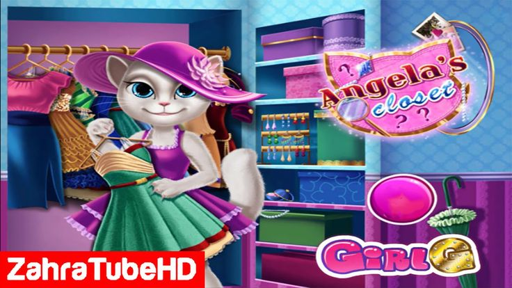 Talking Angelas Closet Game - Hidden Objects Games