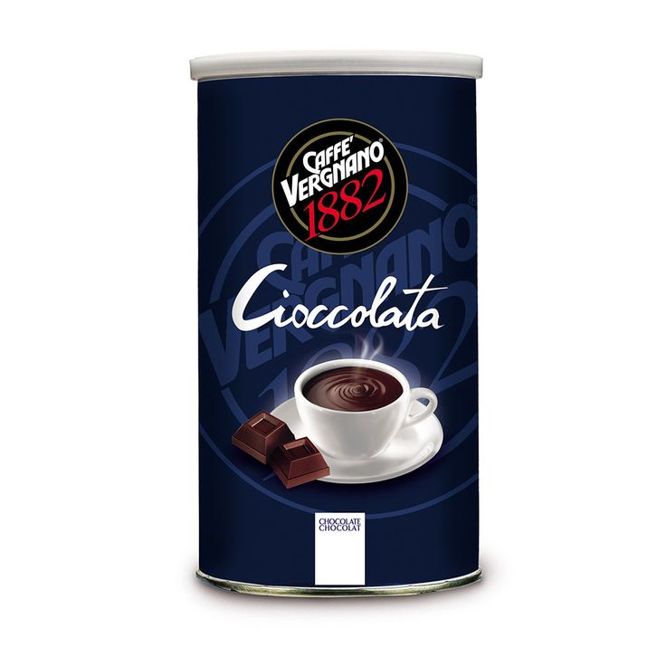 Caffe Vergnano 1882 Luxury Hot Chocolate 1kg