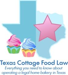 If you plan on selling baked goods out of your home... everything you need to know if you're in Texas!