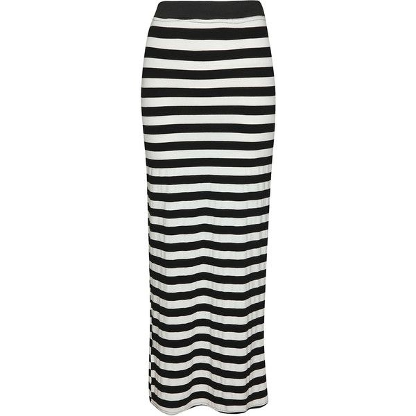 Alana Striped Maxi Skirt ($24) ❤ liked on Polyvore featuring skirts, stripes , - Best 25+ Striped Maxi Skirts Ideas On Pinterest Maxi Skirts