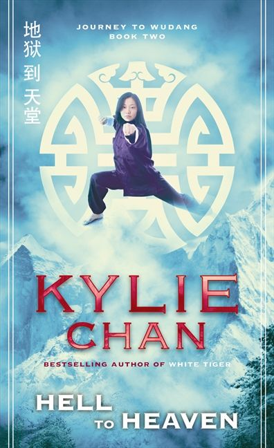 Kylie Chan HELL TO HEAVEN http://harpercollins.com.au/books/Hell-Heaven-Journey-Wudang-Bk-2-Kylie-Chan/?isbn=9780732286873